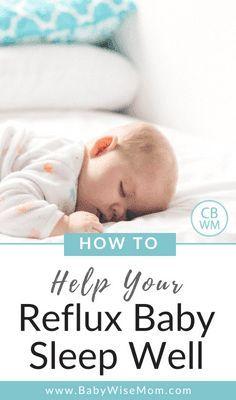 Baby Sleeping In Car Seat At Night Reflux
