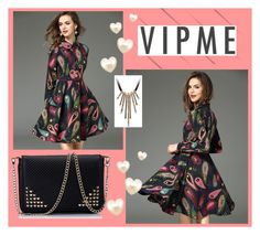 """VIPME"" by ramiza-rotic ❤ liked on Polyvore featuring vintage and vipme"
