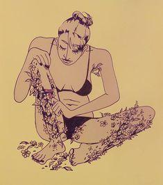 Illustration by Cathyrox