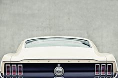 Classic Mustang.