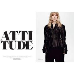 Iselin Steiro by Hasse Nielsen for Cover Magazine #74 ❤ liked on Polyvore featuring text, backgrounds, words, people, quotes, article, magazine, phrase and saying
