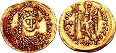 Solidus of Athalaric, 527-circa 530 - Atalarico – Wikipédia, a enciclopédia livre