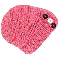 ca19f25875c Burton Girls nana Earflap Beanie Grapeseed One Size     Click for ...