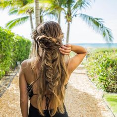 "2,940 Likes, 14 Comments - Chrissy Rasmussen (@hairby_chrissy) on Instagram: ""Turks&Caicos&Braids 