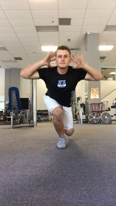 Agility Workouts, Gym Workouts, At Home Workouts, Ankle Mobility Exercises, Knee Exercises, Wellness Fitness, Physical Fitness, Yoga Fitness, Gym Workout For Beginners