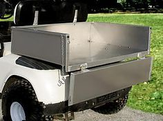 Electric Golf Cart, Flat Bed, Golf Carts, Outdoor Decor, Beds, Projects, Vehicles, Diy, Home Decor
