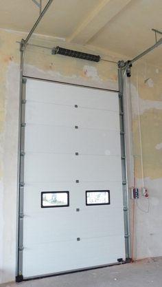 Brama przemysłowa Garage Doors, Mirror, Outdoor Decor, Furniture, Home Decor, Decoration Home, Room Decor, Mirrors, Home Furnishings
