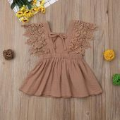 Vintage Summer Lace Ruffles Baby Dress Source by rehanahassim girl fashion Vintage Summer Dresses, Cute Summer Dresses, Dress Vintage, Cute Baby Dresses, Summer Skirts, Dress Summer, Dresses Kids Girl, Kids Outfits, Baby Outfits