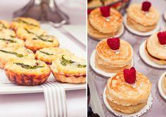 67 ideas for breakfast buffet brunch mini pancakes Bridal Shower Brunch Menu, Brunch Party, Brunch Wedding, Easter Brunch, Buffet Wedding, Wedding Breakfast, Sunday Brunch, Wedding Catering, Brunch Buffet