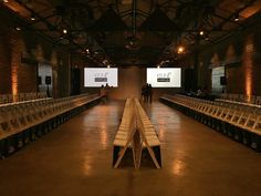 Using HD Video and Lighting, Active's Fashion Division had the opportunity to help transform this historic train station into a spectacular runway event space. Fashion Events, Train Station, Hd Video, Division, Opportunity, Atlanta, Runway, Audio, Space