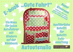 "+❤+E-BOOK+""Gute+Fahrt!""+❤++Autoutensilo+von+made+by+cataffo+auf+DaWanda.com"