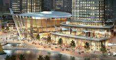dubai opera district emaar atkins designboom