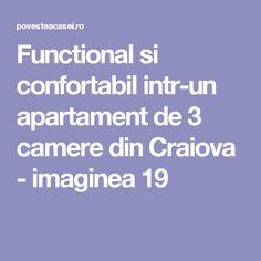 Functional si confortabil intr-un apartament de 3 camere din Craiova - imaginea 19