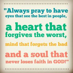 Always pray to have this on us #quotes