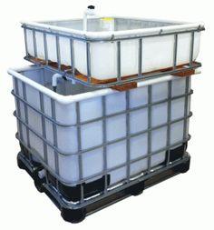 cuve systeme base 279x300 Installation dun système aquaponique