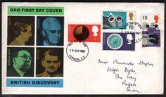 1967 British Discovery