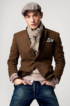 Men's style on Monday: Key fall trends at H and M
