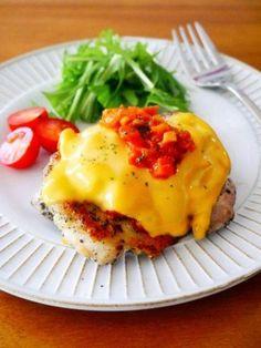 ラタトゥイユ アレンジ①チキンのチーズラタトゥイユ   | 常備菜を使うだけで豪華なワンプレートごはんに