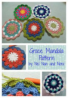 Grace Mandala by Eleanor Thomson