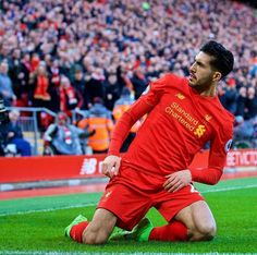emre Can - Liverpool FC. Scores. 13/03/2017