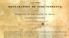 03-03 Texas declared its independence from Mexico 180 years ago... #TexasIndependenceDay: 03-03 Texas declared its… #TexasIndependenceDay