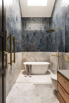 Woods & Warner in collaboration with Clare Carter Contemporary Architecture came up with extensive renovations with customised finishes. Diy Bathroom, Bathroom Trends, Bathroom Inspo, Bathroom Inspiration, Modern Bathroom, Small Bathroom, Master Bathroom, Shiplap Bathroom, White Bathroom