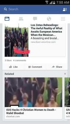 """*** The above picture with accompanying story is the original. Source: http://newobserveronline.com/los-zetas-beheadings-the-awful-reality-of-what-awaits-european-america-when-the-mexican-invasion-is-complete-warning-graphic-content/ Note the bottom where Walid Shoebat, takes the photo and makes up a story claiming """"Christian"""" women are being hacked to death."""