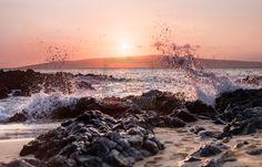Sunset Splash, Maui