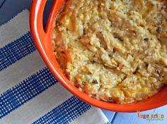 Restaurant Style Hashbrown Casserole - Vegetarian Mamma