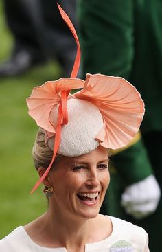 Countess of Wessex, June 16, 2016 in Jane Taylor | Royal Hats