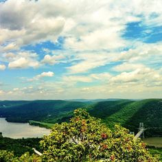 Bear Mountain, Upstate New York. Via @I am Marie. Instagram