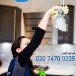 Get the cleaning chores started with FastKlean experts. Contact us now on 020 7470 9235!