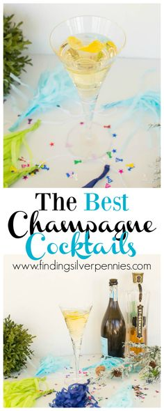 How to Make the Best Champagne Cocktails