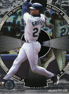 RARE 1998 UPPER DECK SEASON HIGHLIGHTS KEN GRIFFEY JR SEATTLE MARINERS MINT
