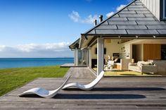 Not bad for a beach house. (Kuaotunu House-01-1 Kind Design)