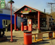 old gas stations 163