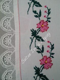 Crochet Bedspread, Cross Stitch, Cross Stitch Family, Cross Stitch Love, Cross Stitch Borders, Cross Stitch Letters, Nail Arts, Embroidery Ideas, Bath Linens