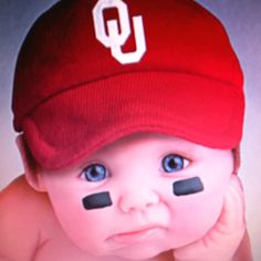 """BOOMER SOONER!  Yeah, that's my style and I rock it - """"Sooner born and Sooner bred and when I die?  I'll be Sooner dead!""""  BOOMER????  SOONER!!!"""