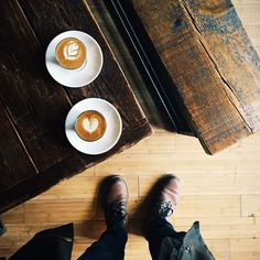 at Bow Truss Coffee Roasters / photo by John Stoffer