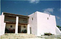 Casas ibicencas-Autor:D.I. Ibiza