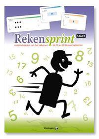 Rekensprint start
