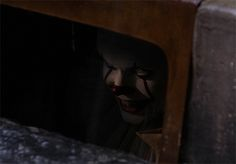 New Pennywise Image from IT Takes You Into the Gutter