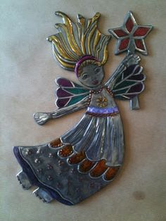 Passion for Pewter: Angels