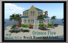 Second Life Orinoco Flow