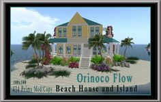 Second Life Orinoco Flow