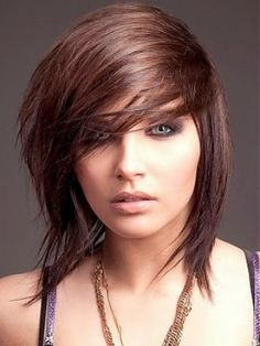 2014 Long Layered Bob Hairstyles