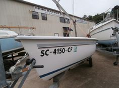 2003 Catalina 14.2 Sail Boat For Sale - www.yachtworld.com