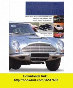 The New Illustrated Encyclopedia of Automobiles (9780785811060) David Wise , ISBN-10: 0785811060  , ISBN-13: 978-0785811060 ,  , tutorials , pdf , ebook , torrent , downloads , rapidshare , filesonic , hotfile , megaupload , fileserve