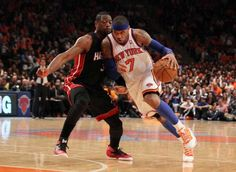 Carmelo Anthony believes Knicks had shot at landing Dwyane Wade | Newsday