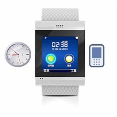 2 IN 1 SIM Card Bluetooth Smart Wristband Watch Phone for iPhone 4/4S/5/5S/6 and Samsung-White YKSH http://www.amazon.ca/dp/B00RIXPT4E/ref=cm_sw_r_pi_dp_z1RIvb03P11W1